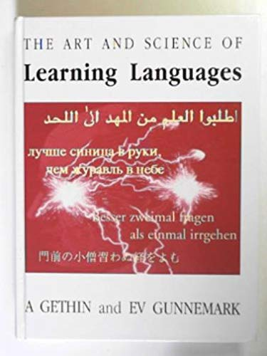 9781871516487: Art and Science of Learning Languages