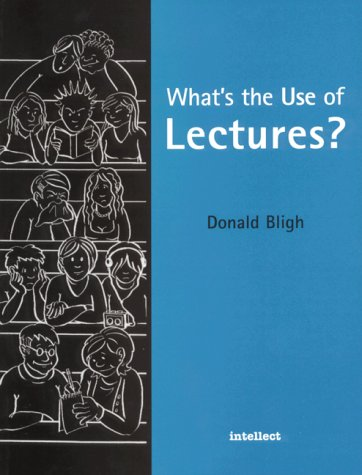 9781871516791: What is the Use of Lectures?