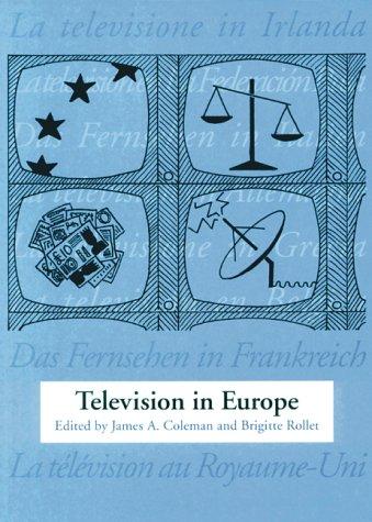 9781871516920: Television in Europe (European Studies)