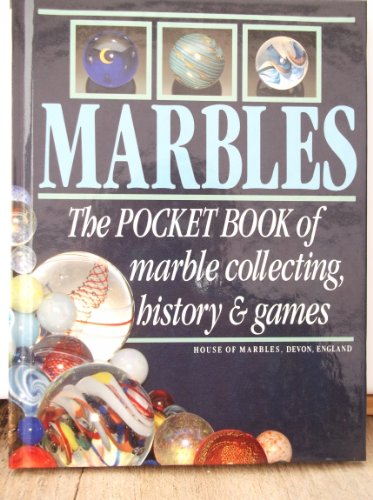 9781871547153: Marbles: The Pocket Book of Marble Collecting, History and Games