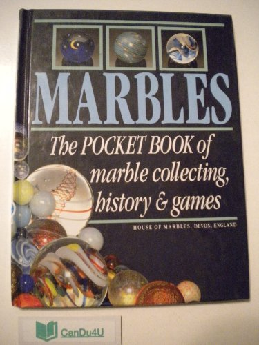 Marbles: The Pocket Book of Marble Collecting,: William Bavin
