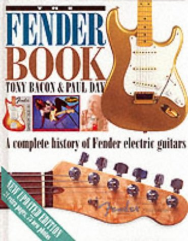 9781871547658: The Fender Book: A Complete History of Fender Electric Guitars