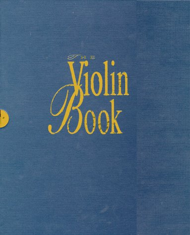 The Violin Book: Stowell, Robin