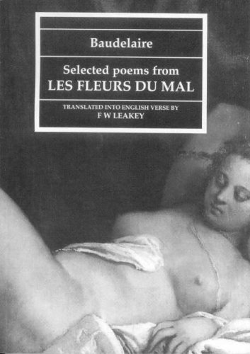 9781871551105: Baudelaire: Selected Poems from