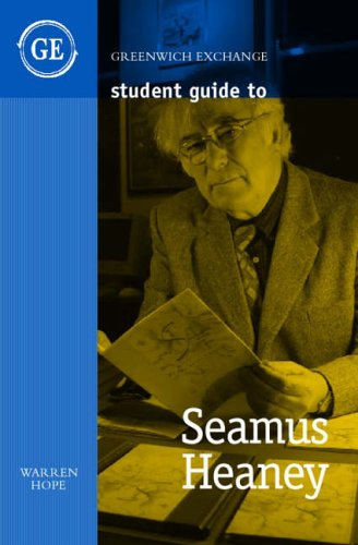 Student Guide to Seamus Heaney (Student Guides): Hope, Warren