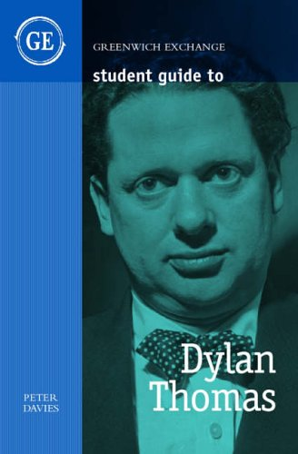 9781871551785: Student Guide to Dylan Thomas (Student Guides)