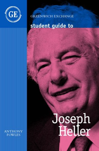 9781871551846: Student Guide to Joseph Heller: The Novels (Student Guides)