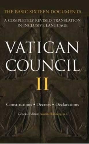9781871552539: Vatican Council II: Basic 16 Documents