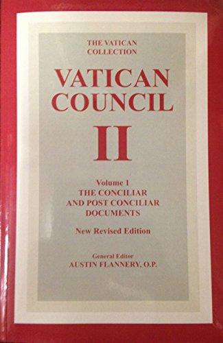 9781871552607: Vatican Council II: Conciliar and Post Conciliar Documents v. 1