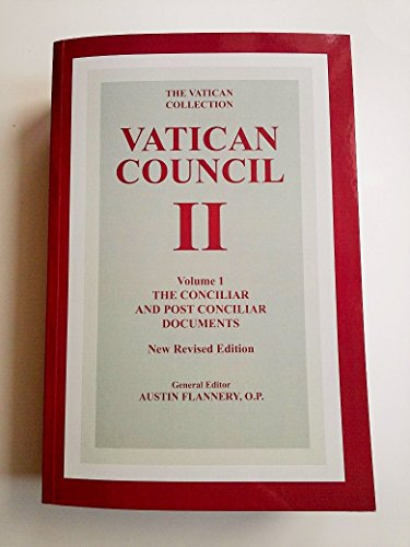 9781871552607: Vatican Council II: The Conciliar and Post Conciliar Documents (Vatican Collection)