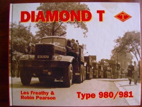 9781871565362: Diamond T Type 980-981