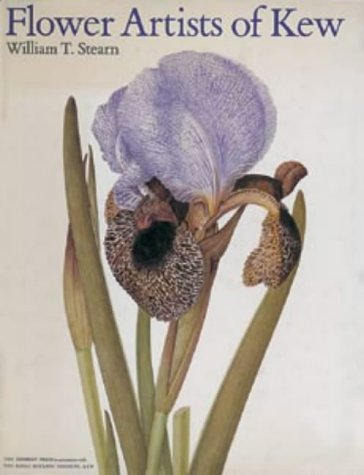 FLOWER ARTISTS OF KEW. Botanical paintings by contemporary artists.