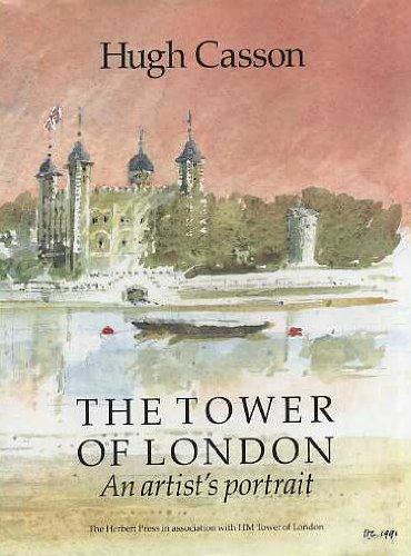 The Tower of London an Artists Portrait (Travel) (1871569451) by Hugh Casson
