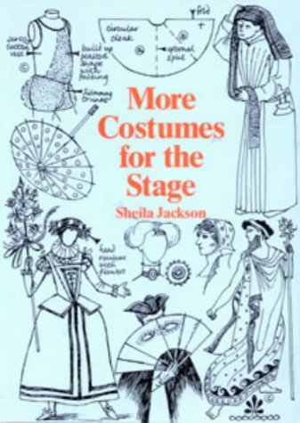 9781871569544: More Costumes for the Stage (Stage & Costume)