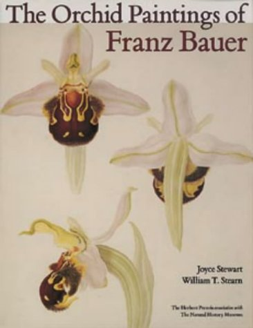 The Orchid Paintings of Franz Bauer.