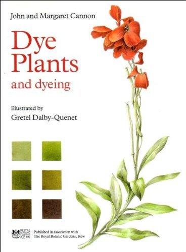 9781871569742: Dye Plants & Dyeing