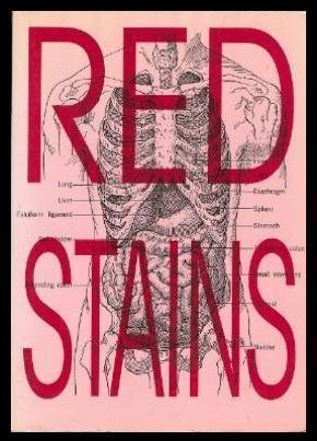 9781871592085: Red Stains