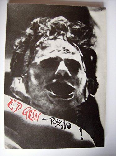 9781871592214: Ed Gein: Psycho
