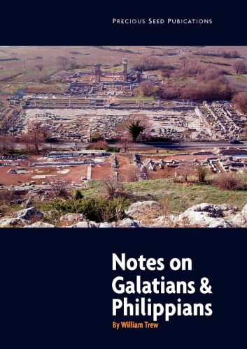 9781871642377: Notes on Galatians and Philippians