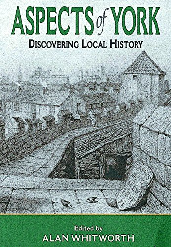 9781871647839: Aspects of York: Discovering Local History: No 1