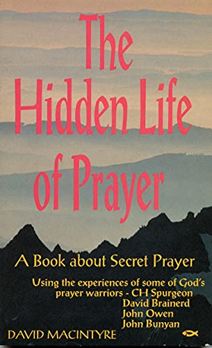 9781871676259: Hidden Life of Prayer