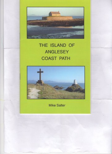 9781871731729: The Island of Anglesey Coast Path (Long Distance Walking Trails)