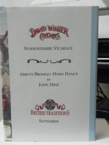 9781871754124: Abbots Bromley Horn Dance (David Winter Cottages: Staffordshire Vicarage, September #9)