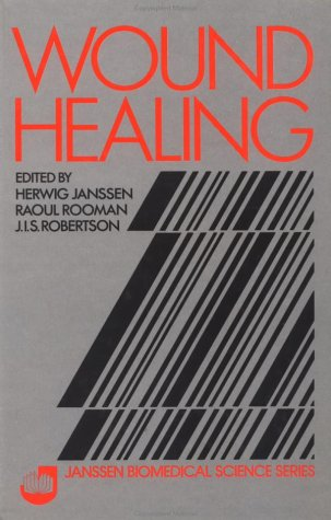 9781871816105: Wound Healing (Janssen biomedical science series)
