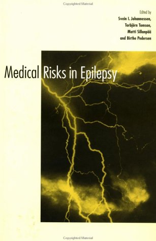 9781871816464: Medical Risk in Epilepsy