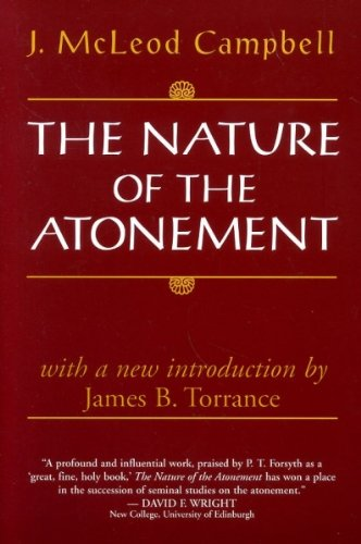 9781871828078: The Nature of the Atonement