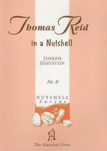 Thomas Reid: Nutshell No. 8 (Nutshell Booklets): Houston, Joseph