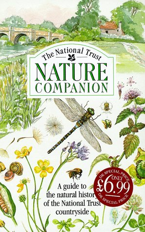 9781871854367: Nature Companion (The National Trust little library)