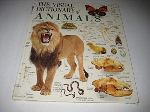 9781871854756: The Visual Dictionary of Animals (Dorling Kindersley book)
