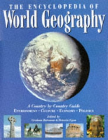 Encyclopedia of World Geography: GRAHAM BATEMAN