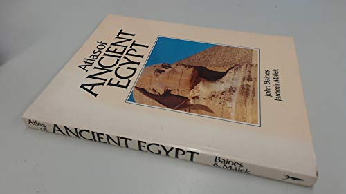 9781871869804: Atlas of Ancient Egypt
