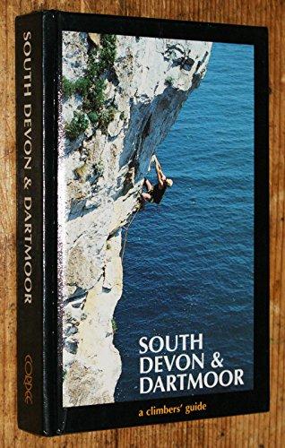 9781871890327: South Devon and Dartmoor: A Climbers' Guide