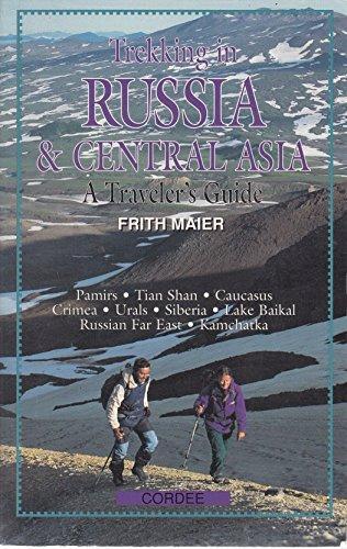 9781871890426: Trekking ni Russia & Central Asia