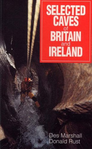 9781871890433: Selected Caves of Britain and Ireland