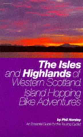 9781871890839: Western Isles and Highlands: Great Scottish Bike Adventures