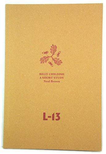9781871894233: Billy Childish: A Short Study