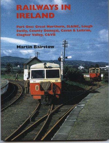 9781871944310: Railways in Ireland: Pt. 1