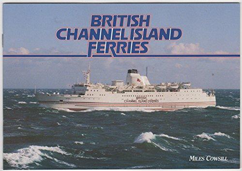 9781871947014: British Channel Island Ferries