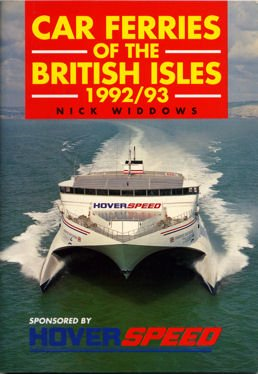Car Ferries of the British Isles 1992/93