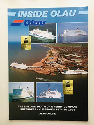 9781871947236: Inside Olau: The Life and Times of a Ferry Company