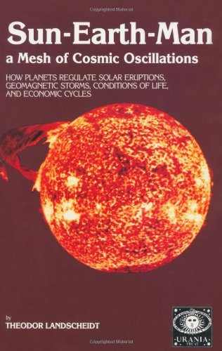 9781871989007: Sun, Earth, Man: A Mesh of Cosmic Oscillations - How Planets Regulate Solar Eruptions, Geomagnetic Storms, Conditions of Life and Economic Cycles