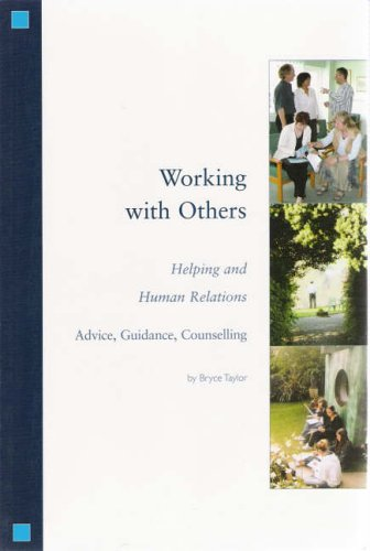 9781871992519: Working with Others: Helping and Human Relations