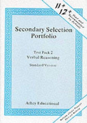 Verbal Reasoning Practice Papers Pack 2 (Standard: Garvey, Marcus