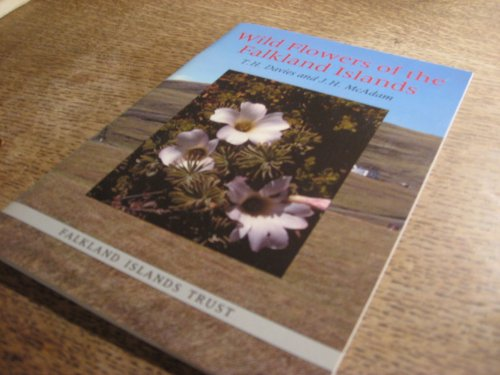 Wild Flowers of the Falkland Islands : Davies T.H. &