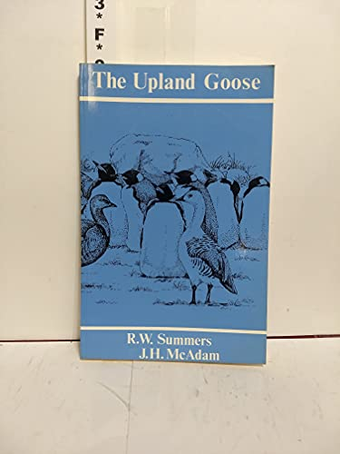 The Upland Goose: A Study of the interaction between geese, sheep and man in the Falkland Islands: ...