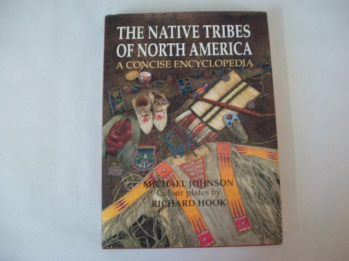 9781872004037: The Native Tribes of North America: A Concise Encyclopedia
